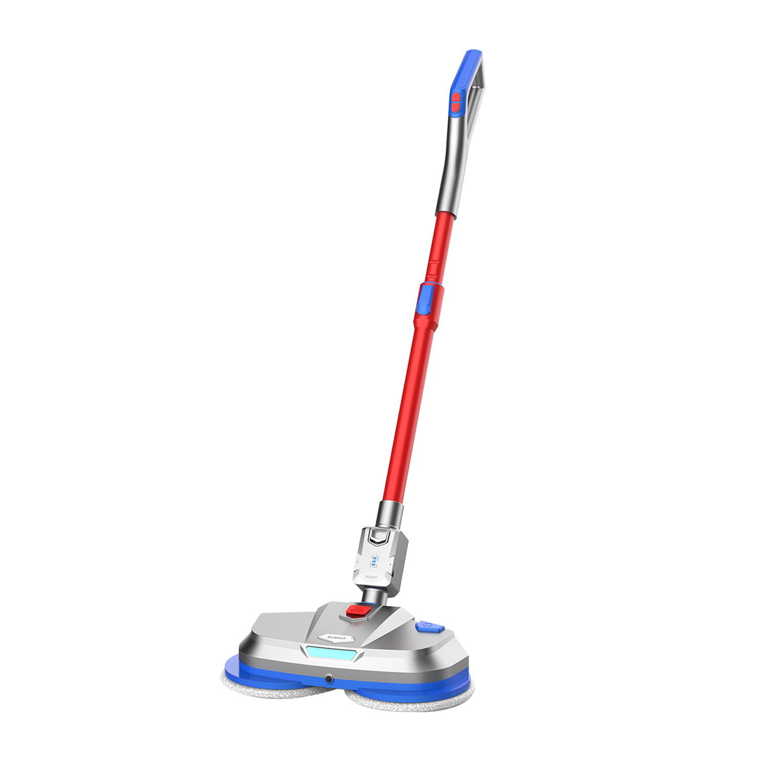 Bobot 9071 Cordless Electric Mop Sweeping and Waxing with UV Light