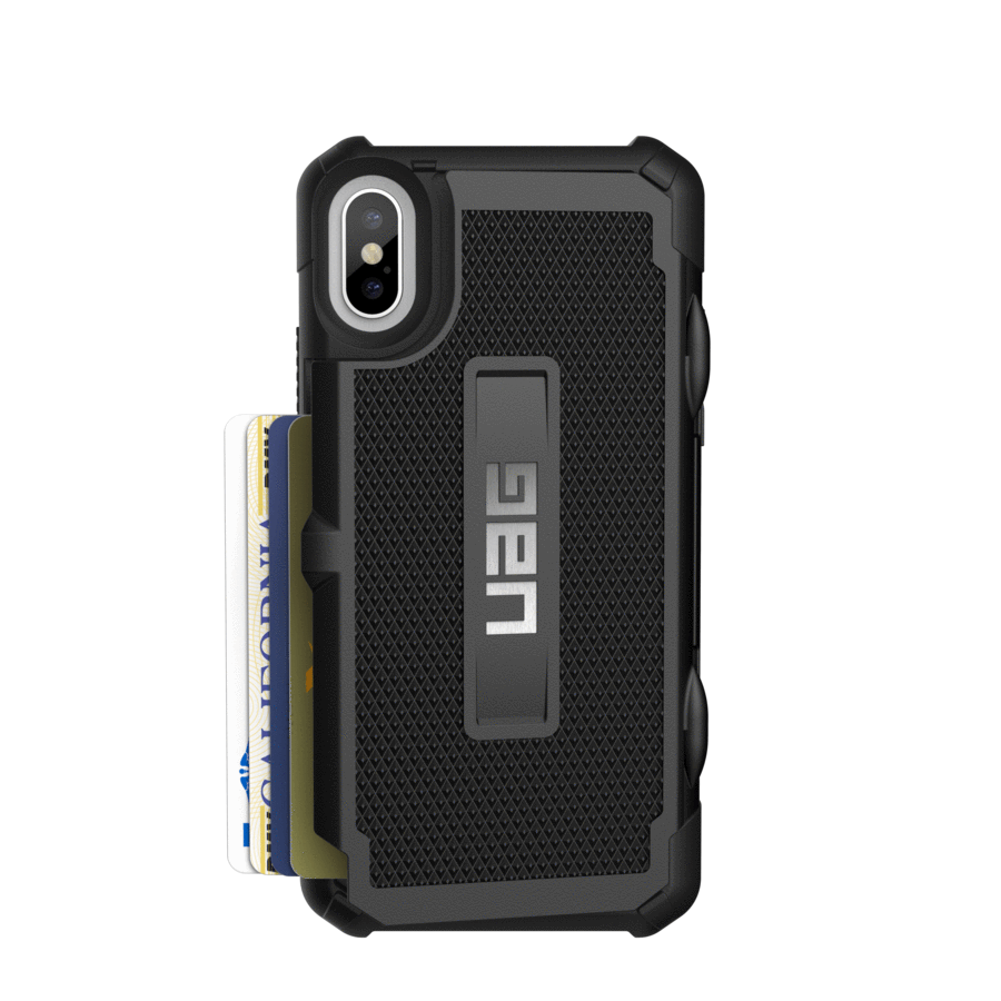 UAG IPHONE X TROOPER CASE
