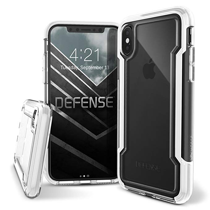 X-DORIA IPHONE X CASE DEFENSE CLEAR