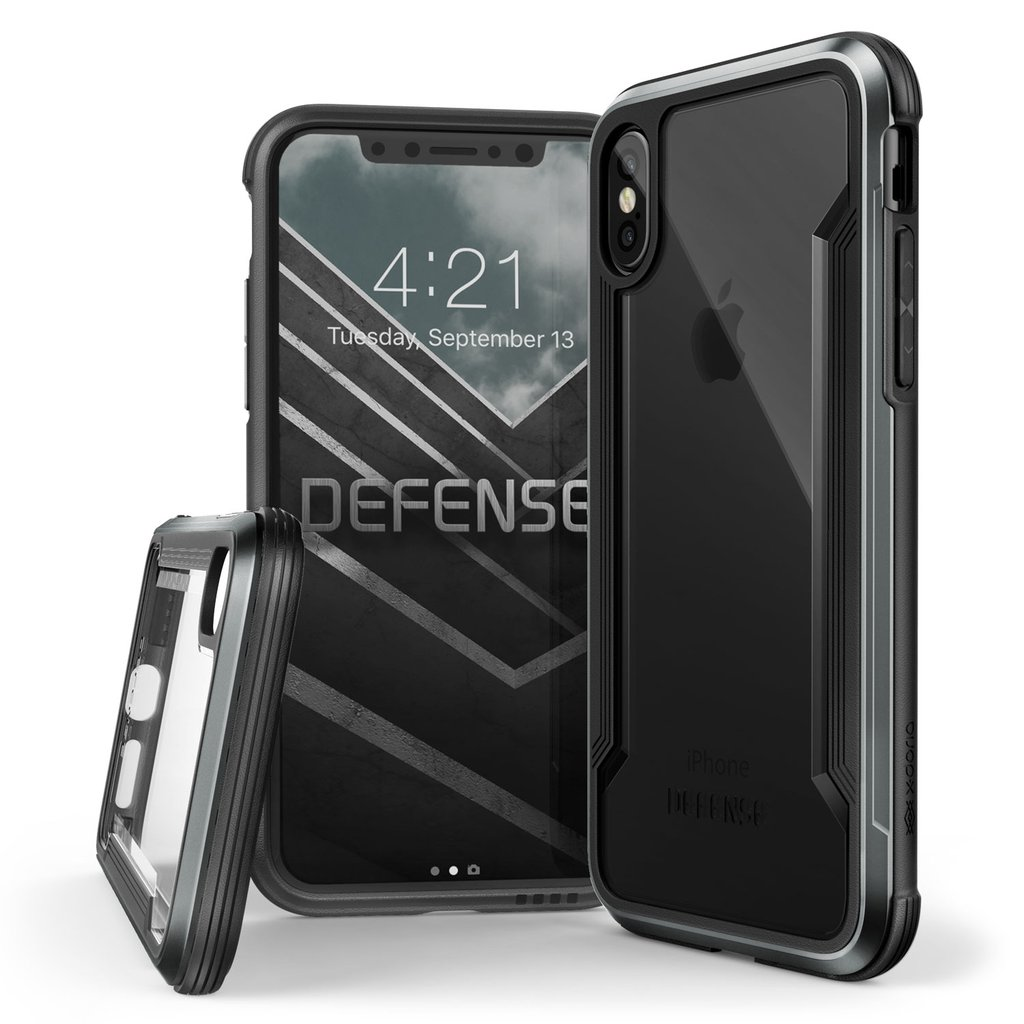 X-DORIA IPHONE X CASE DEFENSE SHIELD