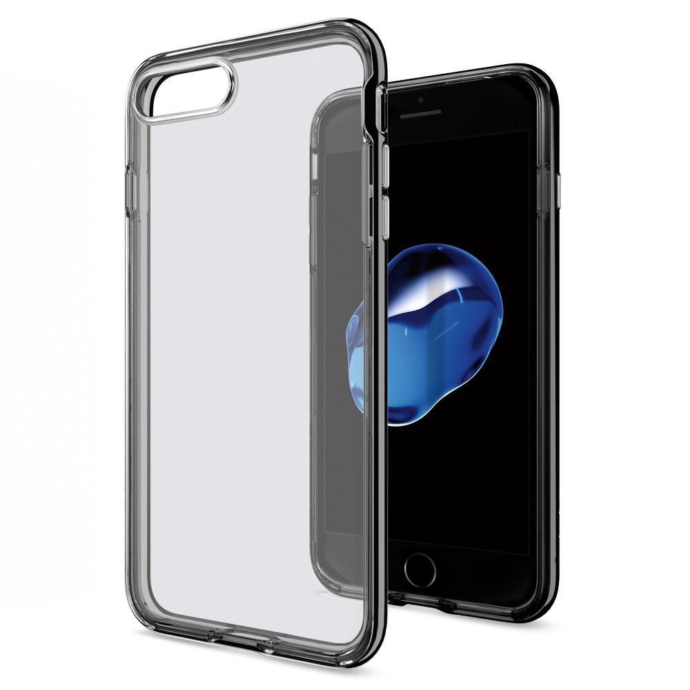 timeless design 8bec5 6275b Spigen Neo Hybrid CC Jet Black iPhone 7 Plus