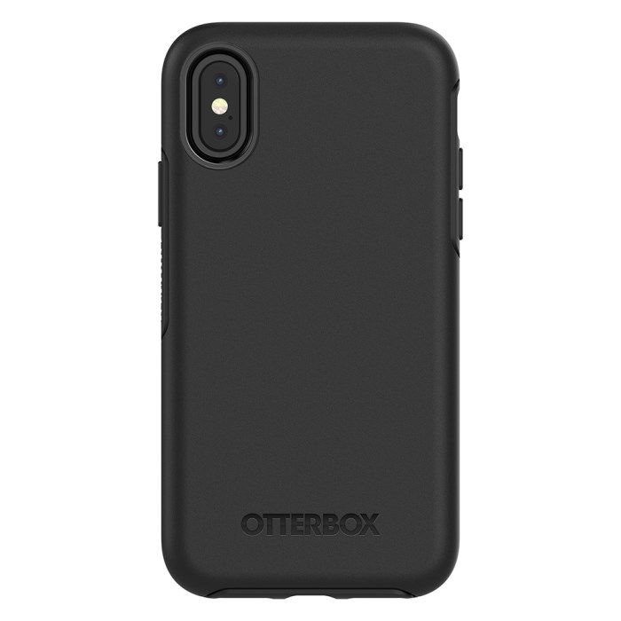 OtterBox Symmetry Series iPhone X