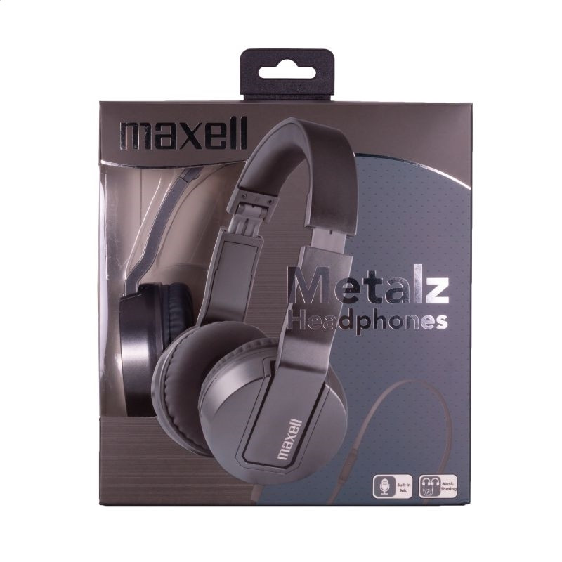 Maxell Metalz Headphone