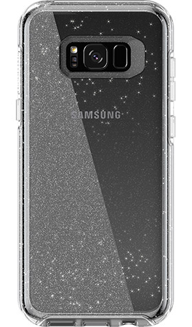 OtterBox Symmetry Clear Galaxy S8 Plus